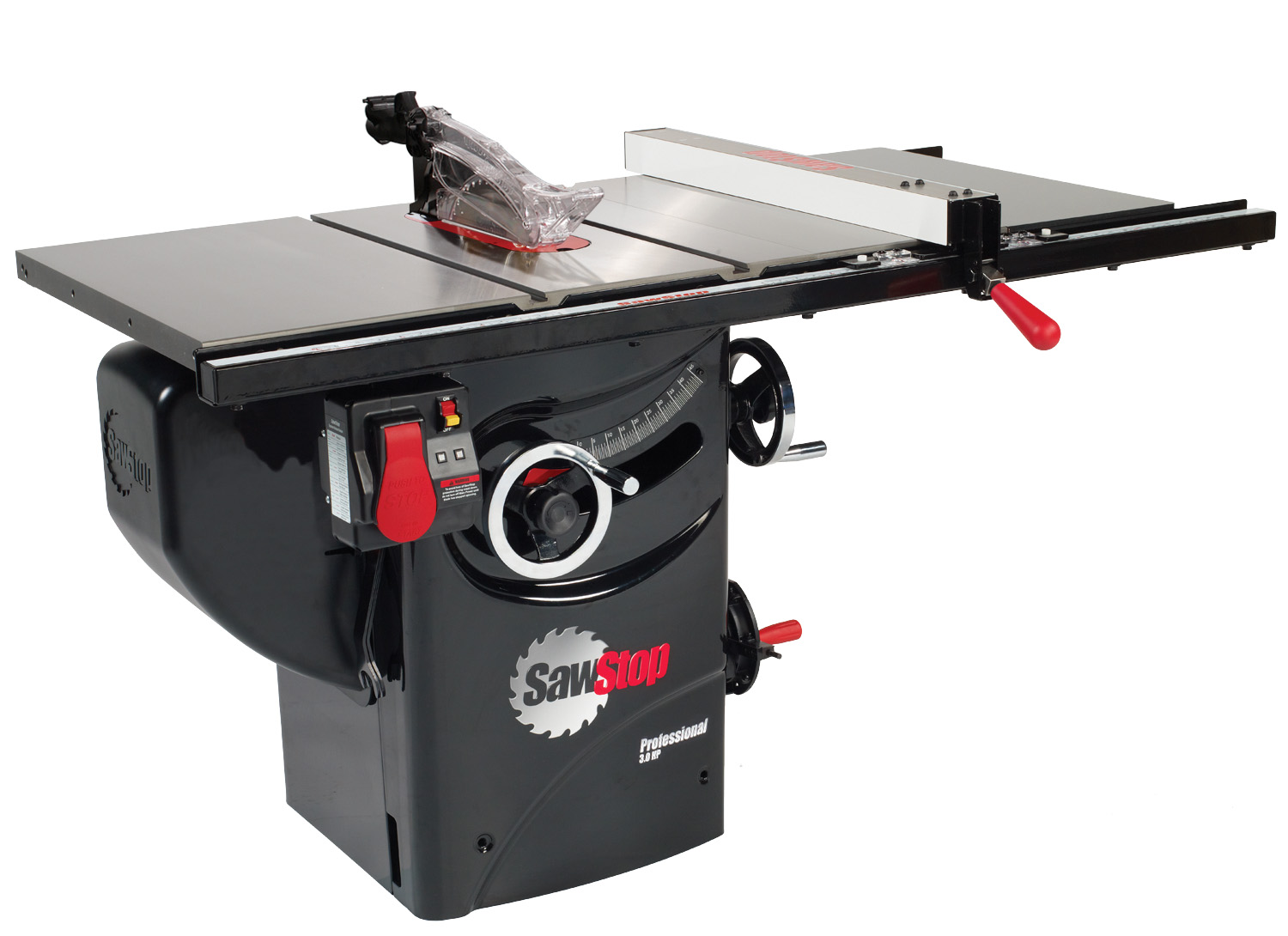 Sawstop Jet Powermatic General International Nova